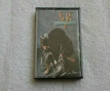 STEVIE RAY VAUGHAN - In Step (Cassette Tape, EPIC, OET45024)