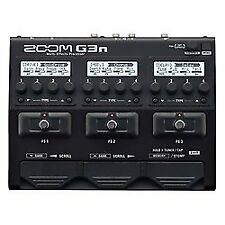 Zoom G3n Pedaliera Multieffetto per chitarristi