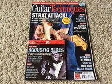 Guitar Techniques Magazine #161 February 2008