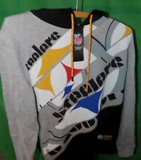 PITTSBURGH STEELERS HODDIE  NFL TEAM APPAREL SMALL   NEW WITH TAGS
