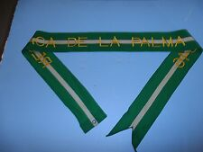 st204 US Army Flag Streamer Mexican War Resaca De La Palma 1846