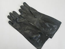 "North by Honeywell Butyl 14"" Chemical Resistant Gloves Medium #BO74GI, Lot of 6"