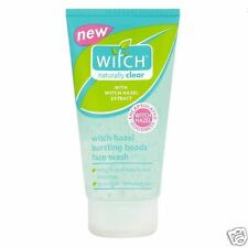3 x Witch Naturally Clear Hazel Bursting Beads Face Wash 150ml
