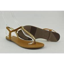 38 Sandali e scarpe Piatto (Meno di 1,3 cm) in camoscio sintetico per il mare da donna