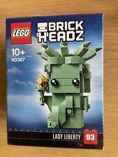 """Lego 40367 Brickheadz """" Lady Liberty"""" New"""