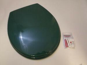 American Standard 5322.011 211Rise & Shine Rain Forest Plastic Round Toilet Seat