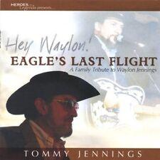 Tommy Jennings - Hey Waylon [New CD]