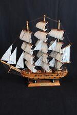 Mayflower wooden scale model (Length: 32 cm)