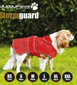 Ancol Stormguard Dog Coat XL 60cm Red