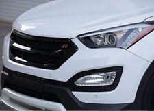 Front Radiator Grille Unpainted for HYUNDAI 2013 - 2015 Santa Fe DM