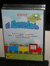 El Abecedario (DVD) Spanish LanguThis Spanish Language! KIDZUP DVD! BRAND NEW!