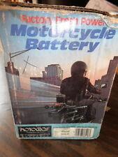 NOS Motorcycle Battery Factory Fresh Power Yamaha 72-73 CT2 CTB M36A4B 6N4A-4D