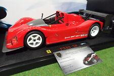 FERRARI F333 SP rouge 1/18 HOT WHEELS ELITE L2974 voiture miniature d collection