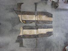 Door Panels from 1956 Studebaker President 4 Door W body