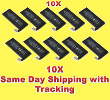 10x 1430mAh Internal Replacement 3.7V Li-ion Battery for iPhone 4S x 10 Lot