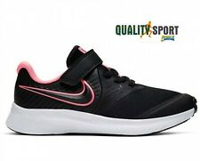 Nike Star Runner 2 Nero Scarpe Shoes Bambina Sportive Running AT1801 002 2020