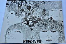 Beatles Revolver 1966 Vinyl LP  PCS 7009  Matrix numbers YEX  605-3  BLACK LABEL