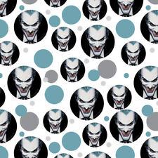 Batman Alex Ross Joker Head Premium Gift Wrap Wrapping Paper Roll