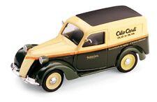 """FIAT 1100E FURGONE """"OLIO CARLI"""" 1946  BRUMM R311"""