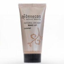 Fond de Teint creme Caramel certifie Bio Benecos 30 ml
