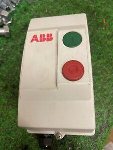 ABB DOL Starter 400v 7.5kw ITVC400070P 5699 used