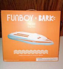"Funboy x Bark Yacht Dog Float 63"" x 27"""