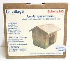 Colinter Productions : La Grange en Bois  - HO