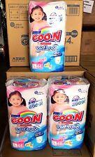 GOON Japanese Nappy Girl Pants Japan Size L (9~14kg) 44pcs Carton #39201