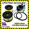 PRINS reducer LPG Liquid solenoid Gas Filter system Vaporiser service kit O ring