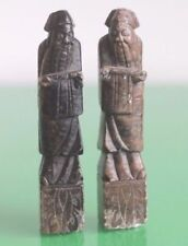 Soapstone Primary Antique Chinese Carvings