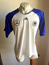 MAGLIA CALCIO GERMANY MERCEDES BENZ ADIDAS EQUIPMENT TRIKOT DEUTSCHLAND VINTAGE