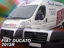 HEKO 02001 Winterblende für Frontgrill Grillblende FIAT Ducato Bj. 2006-2014