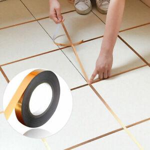 Gap Sealing Foil Tape Waterproof Wall Sticker Floor Seam Sticker Home Decor