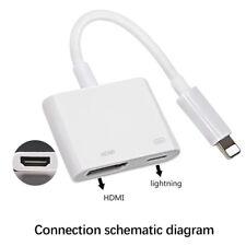 Lightning zu Digital HDMI TV AV Adapter Kabel für Apple iPad & iPhone 7 8 X