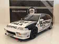 Honda Civic EF9 JTC PIAA 1991 #15 Triple 9 T9-1800102 NEW 1:18