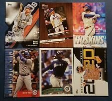 2020 Topps Series 1 Inserts Die Cuts Decade's Next Vlad Choice Hoskins U Pick