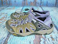 Merrell Castle Rock Hiking Sport Sandals Vibram Shoes Women's Size: 7