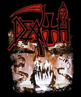 DEATH cd cvr SYMBOLIC Official 2-SIDED SHIRT XL New death metal