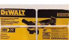 "Dewalt DCG413B 20V XR Brushless 4.5"" Angle Grinder w/ Brake (Tool Only)"