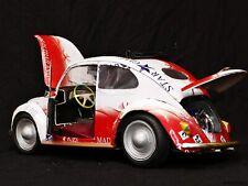 Volkswagen VW Käfer rot weiße Dose M 1:10 Code S