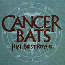 Cancer Bats - Hail Destroyer (NEW CD)
