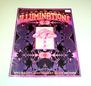 PSYCHEDELIC ILLUMINATIONS 50th ANNIVERSARY OF LSD Albert Hofmann Timothy Leary