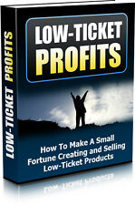 Make Big Money With Low Ticket Profits - Create And Sell Your Own Products (CD)