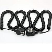 DSLRKIT 10M 10 meter i-TTL Off Camera FLASH sync Cord for Nikon