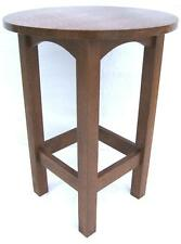 Mission Tabouret Table with a Square Base Free Shipping