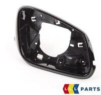 Nuovo Originale BMW 1 3 X1 Serie Specchietto Laterale Supporto Ring Chiaro Nero/