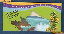 France C291 Carnet Flore des Regions N°2 2009 La Mer C est ma Nature