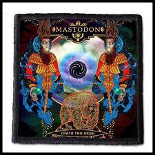 MASTODON  --- Patch /Baroness Kylesa High on Fire Gojira Black Tusk The Ocean