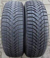 2 Winterreifen Michelin Alpin A4  175/65 R14 82T RA1025