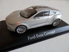 Norev 1/43. Ford Evos 2012. Silver. No: NOR270536.